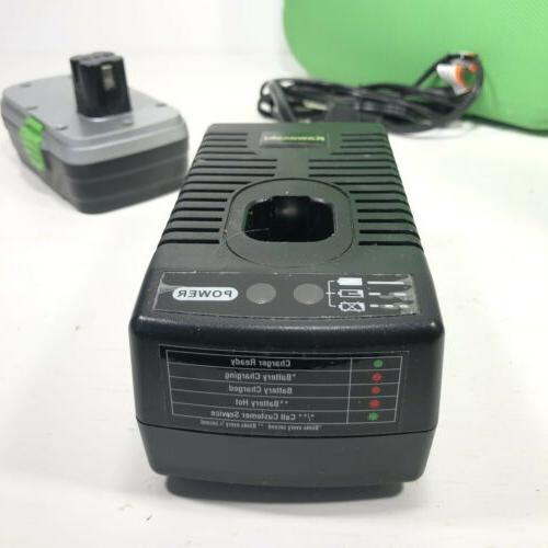 Kawasaki Drill Battery