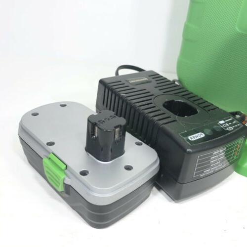 Kawasaki Volt Drill Tool W/ Battery Charger 691755