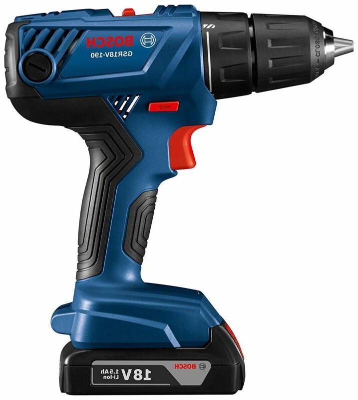 Bosch 18V Drill/Driver Ah Slim GSR1