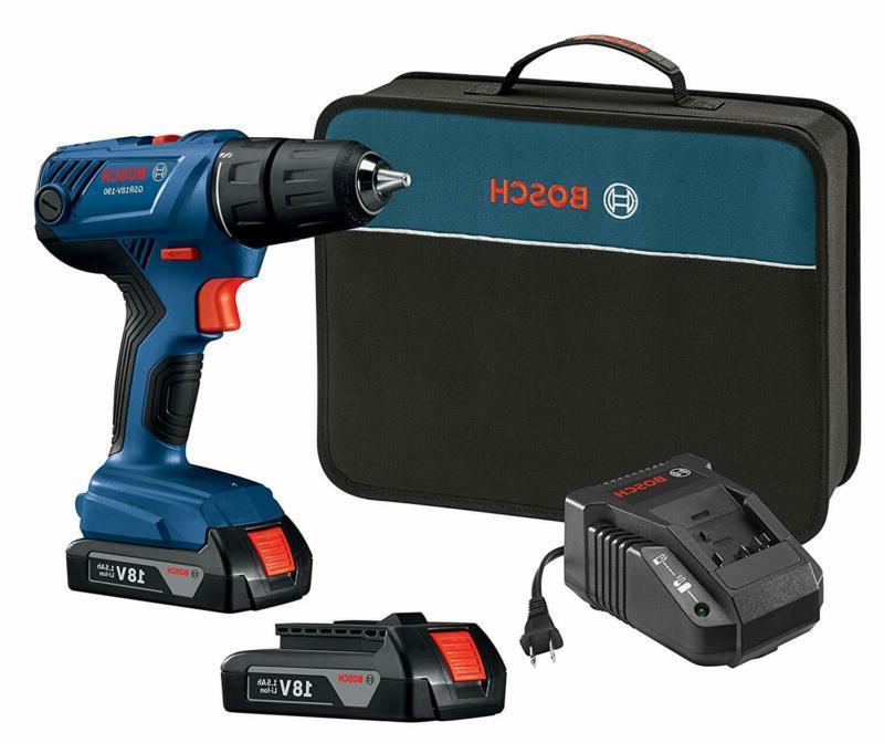 18v compact 1 2 drill driver kit