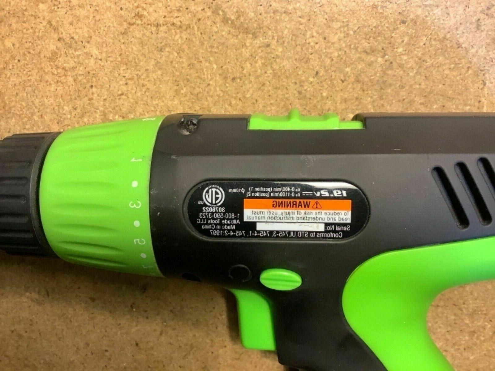 Kawasaki 19.2V Drill Driver OEM Genuine Power Bare
