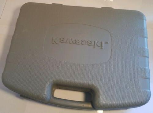 Kawasaki Drill Kit USED Condition Batteries