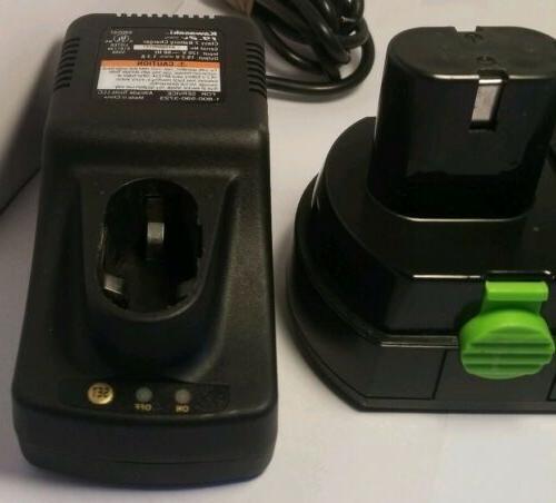Kawasaki Drill Batteries