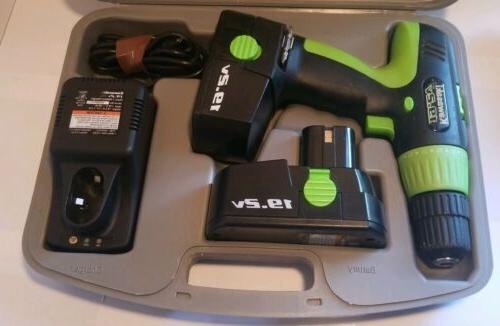 19 2v drill kit used good condition