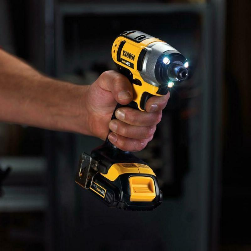 20-Volt Drill/Impact Combo Batter