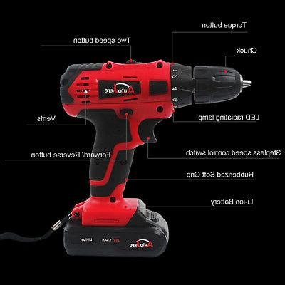 20V chuck Cordless set Power