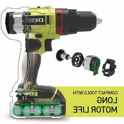 CACOOP 20V Drill/Driver Metal