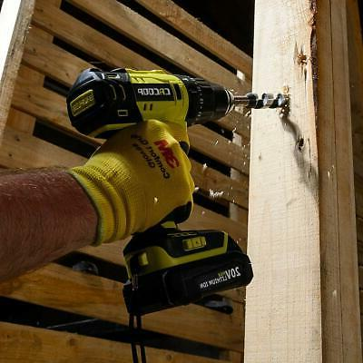 CACOOP Brushless Cordless Drill/Driver Set,Includes Metal Keyless