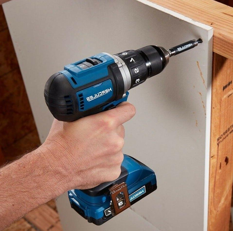 20V Ion Compact Drill/Driver