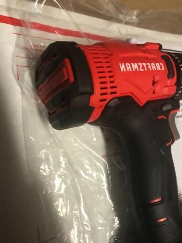 CRAFTSMAN Lithium Driver- ONLY!