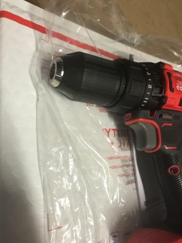 CRAFTSMAN 1/2-in Lithium Ion Cordless Driver- NEW- TOOL