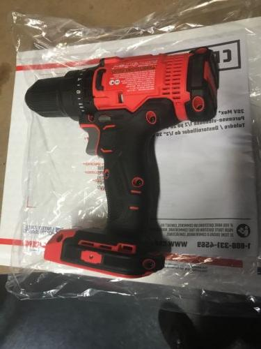 CRAFTSMAN 20V 1/2-in Lithium Ion Drill Driver-