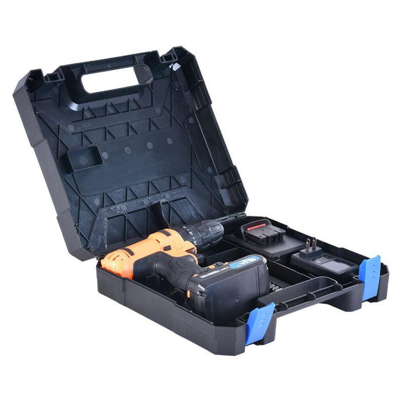 21-Volt Electric with Bits Set Batteries
