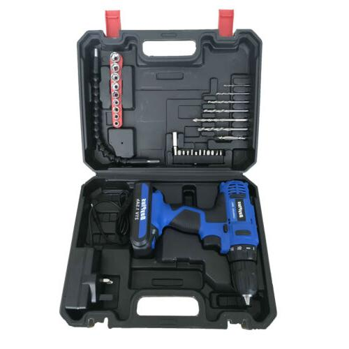 Electric Cordless / Driver with Set &