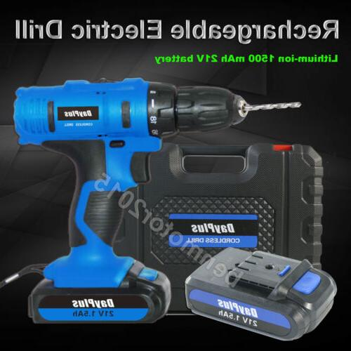 Portable Cordless Li-Ion Electric Repair