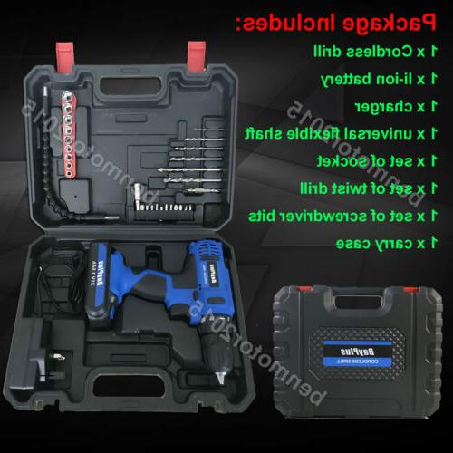 Portable Electric Driver Kit Repair