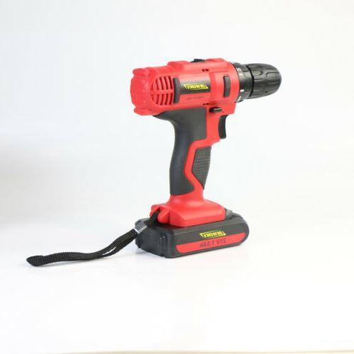 21V Cordless Drill Mini Power
