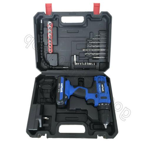 21V DRIVER SCREWDRIVER WITH