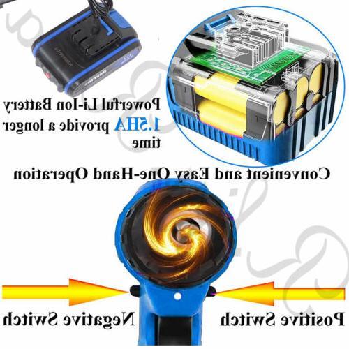 """3/8"""" 21v Kit Li-Ion Charger Workshop Tools + battery"""