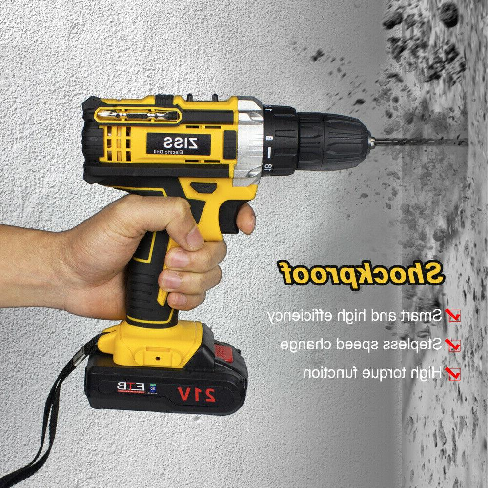 Electric Cordless / Driver &