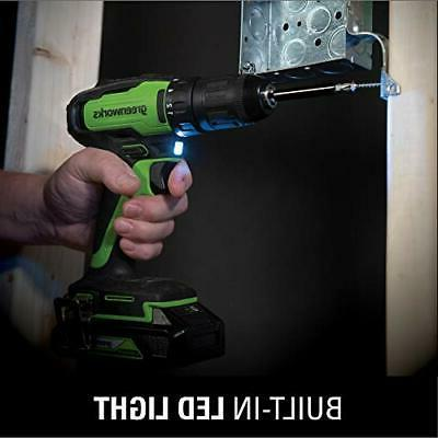 Greenworks 1/2 in. Drill / Tool