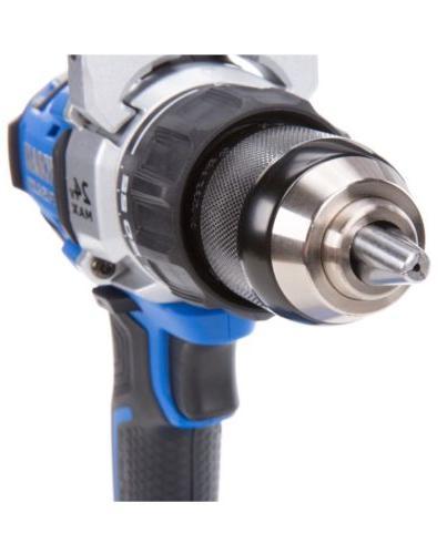 "24V Kobalt Drill Driver 1/2"" Li-Ion 24 Volt"