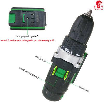 25V Cordless Power Impact bits & Battery