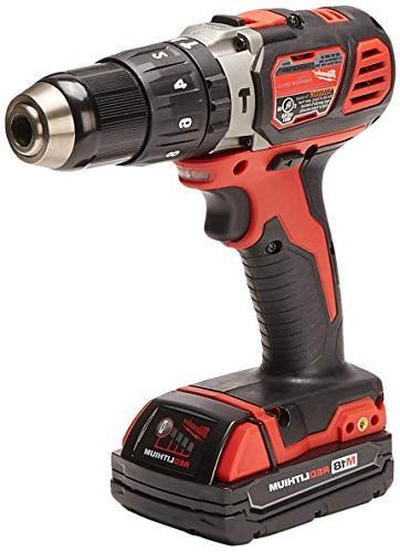 Milwaukee M18 Hammer Drill/Driver