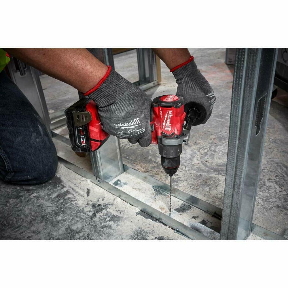 NEW Milwaukee 2804-20 M18 Fuel Volt Hammer Drill