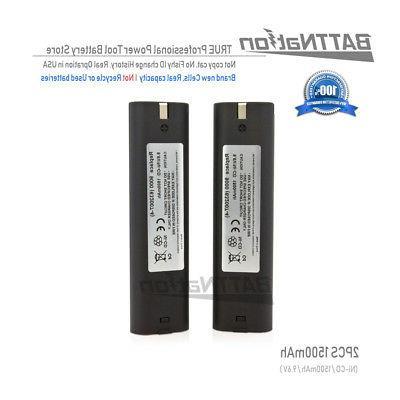 2x 9.6V NICD Battery for MAKITA 9000 9001 9002 9033 9034 632
