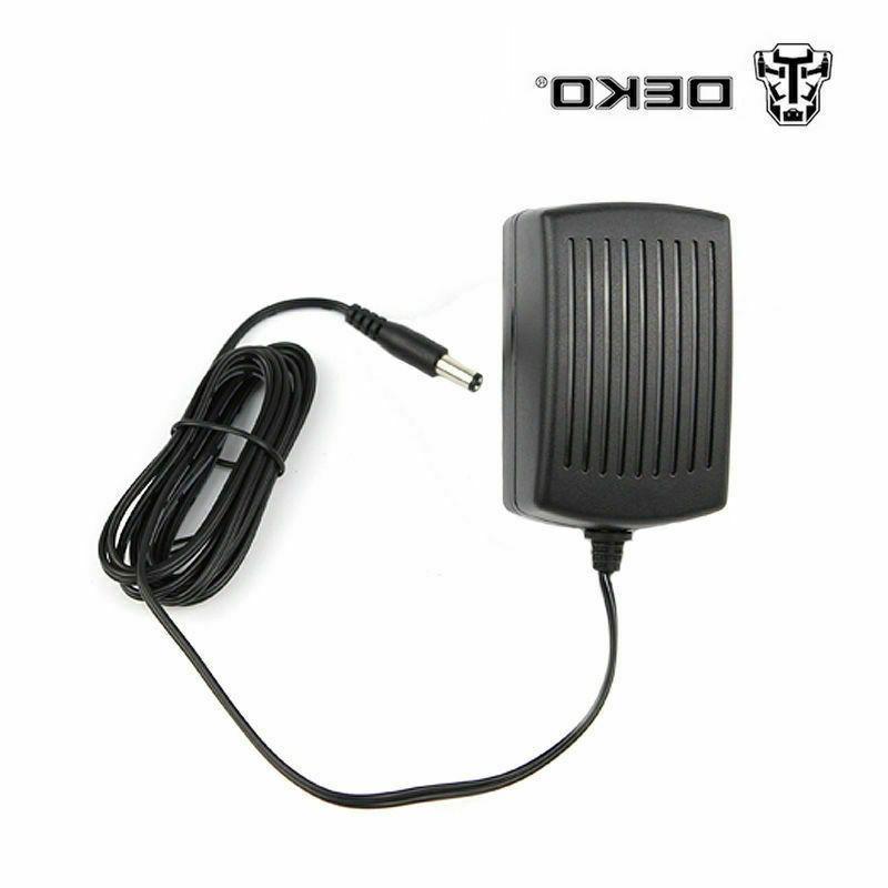 DEKO Battery Cordless 2-Speed Electric 18+1