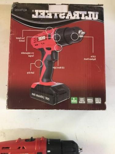 """3/8"""" Drill Battery Charger"""