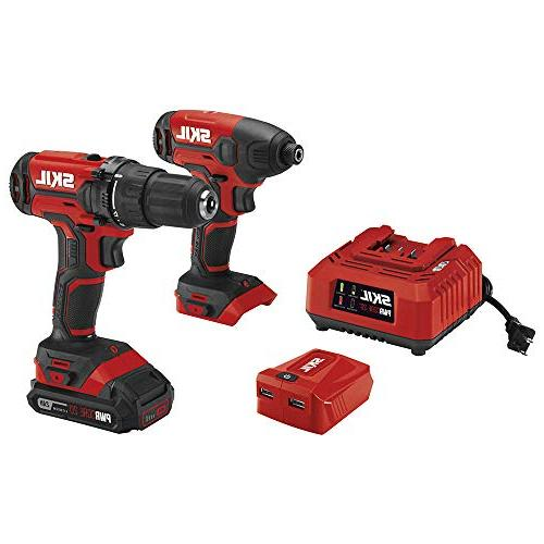 3 kit cordless drill driver