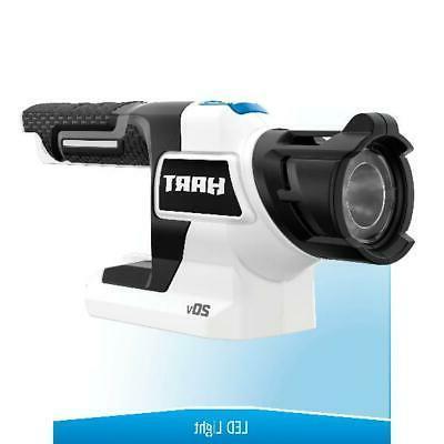 3-Tool 20-Volt Circular Saw, LED Light, Batteries,