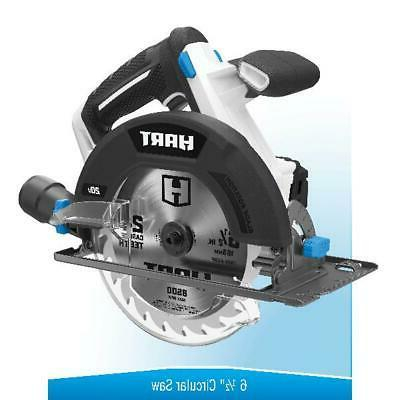 3-Tool Combo Circular Saw, Drill, Light, Batteries,