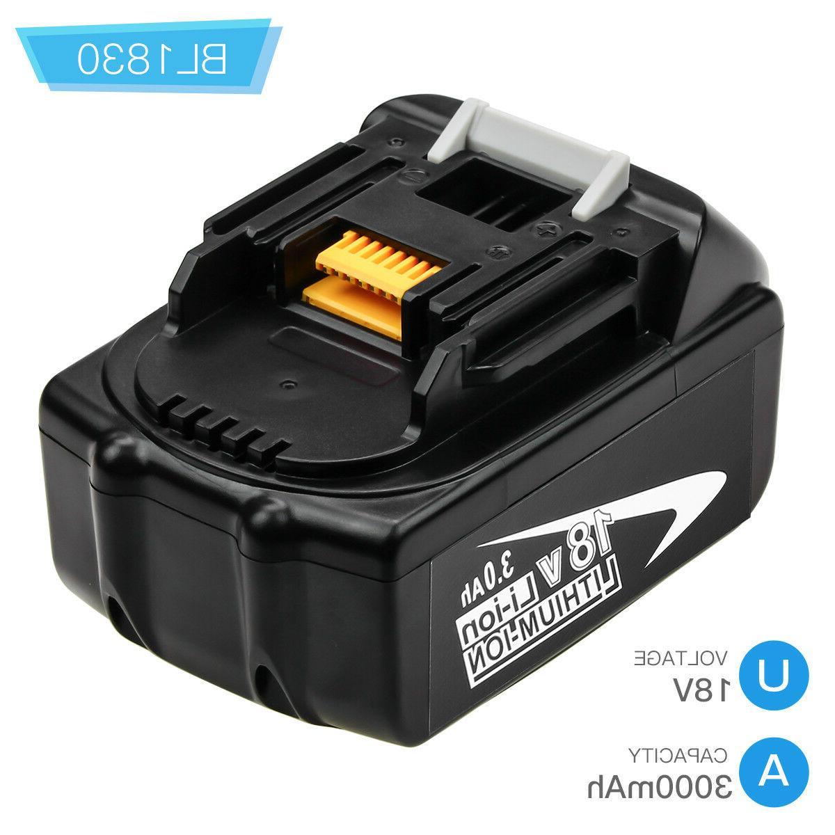 3000mah replace for makita 18v lxt battery