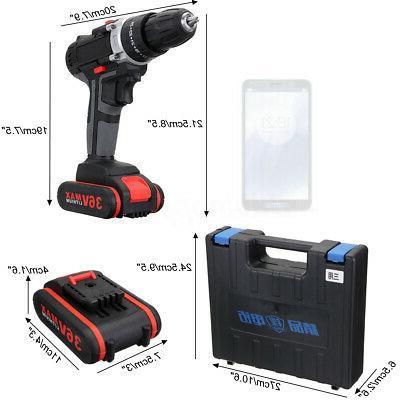36V Impac 25 Speed Worklight Light Battery