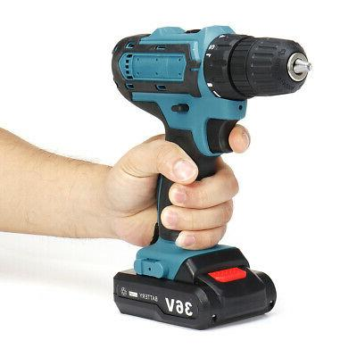 36V Electric 18+1 Driver Tool