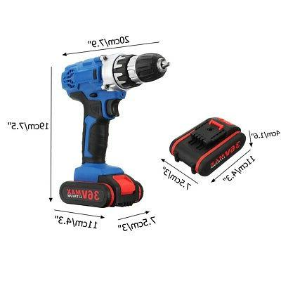36V Electric Cordless with