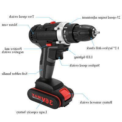 36V Drill Drills S8Z2