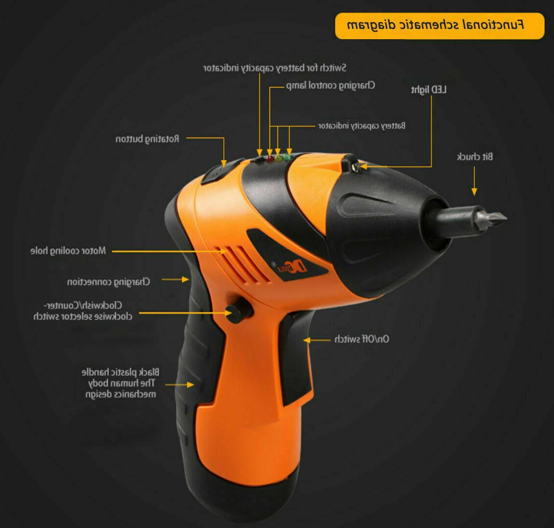 45 1 Tool Screwdriver Kit