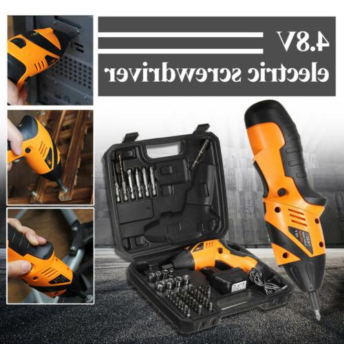 45 in 1 power tool rechargeable cordless