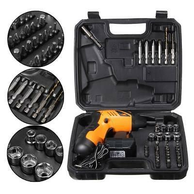 45 1 Rechargeable Wireless Cordless Screwdriver Drill Tool
