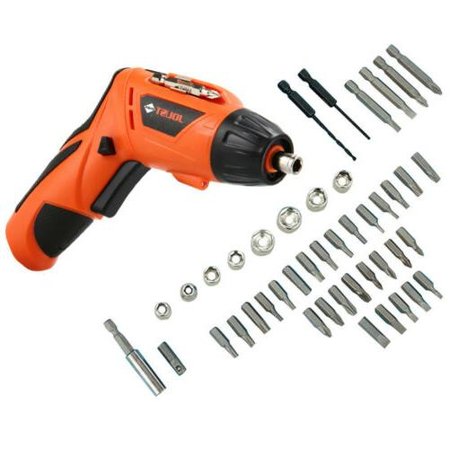 45 in 1 Wireless Cordless Electric Drill Kit