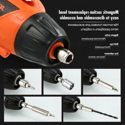 45 1 Wireless Electric Drill Kit