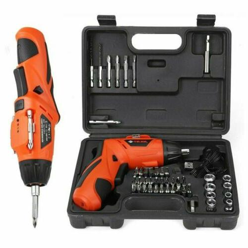 45 in 1 rechargeable wireless cordless electric