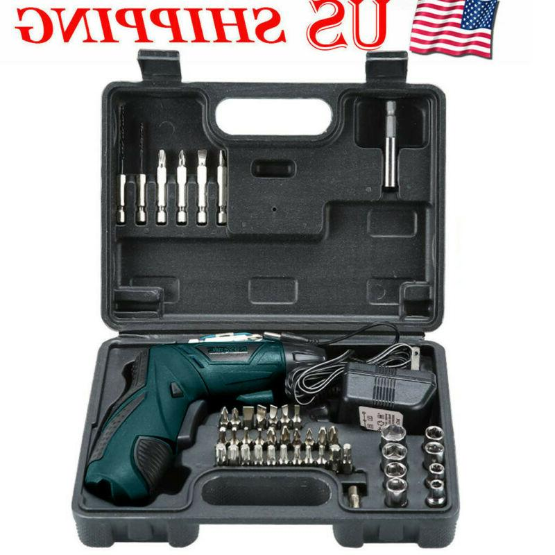 45 in 1 wireless cordless electric screwdriver