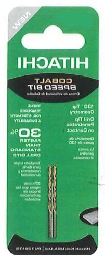"""Hitachi 728182 11/64"""" Cobalt Round Shank"""