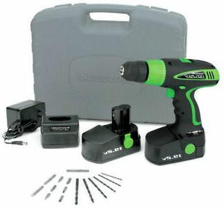 NEW 840110 Black 19.2-Volt Drill