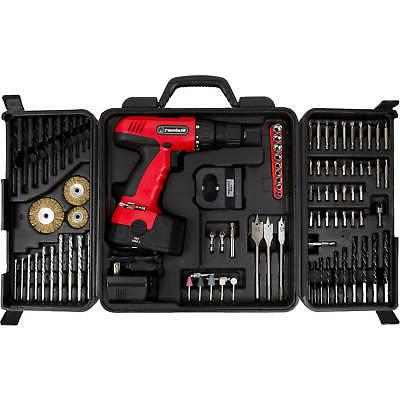 Trademark Tools 18V Cordless Drill Set - 89 Pcs - Driver Dri